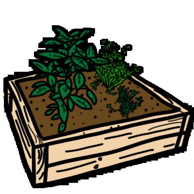 Gardening For Renters Fleet Farming